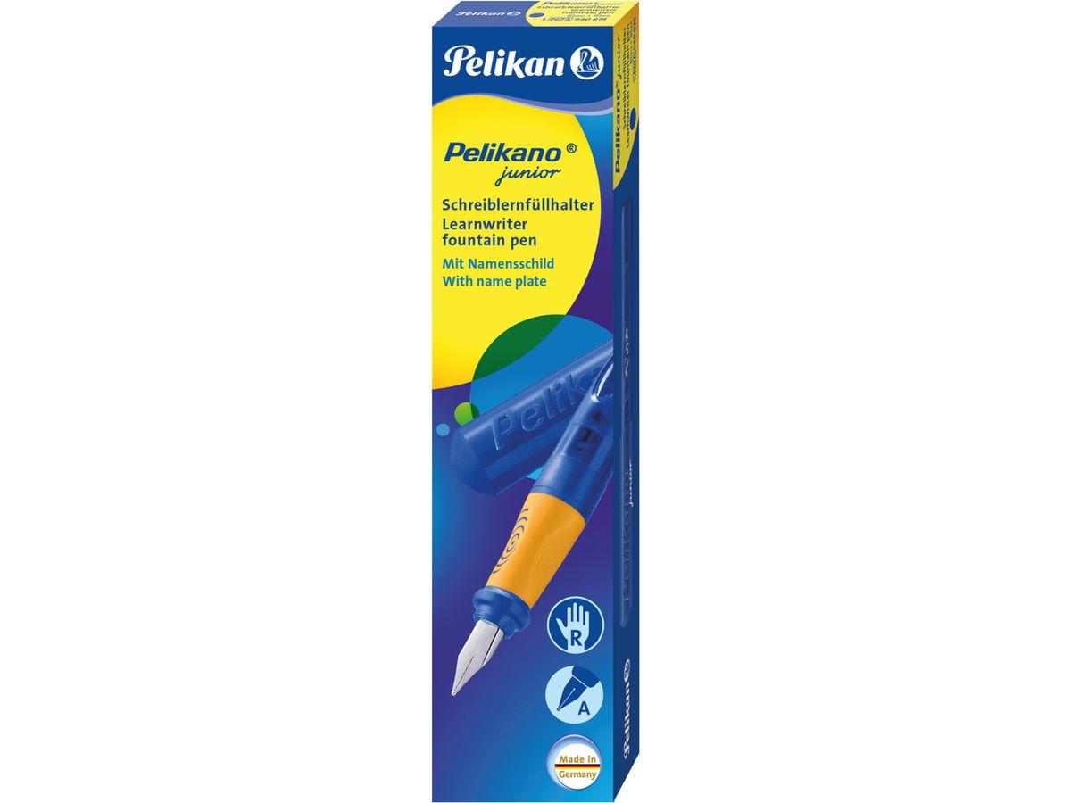 Pelikan 940882 Pelikan Junior P67 Stylo /à encre pour enfants Rouge