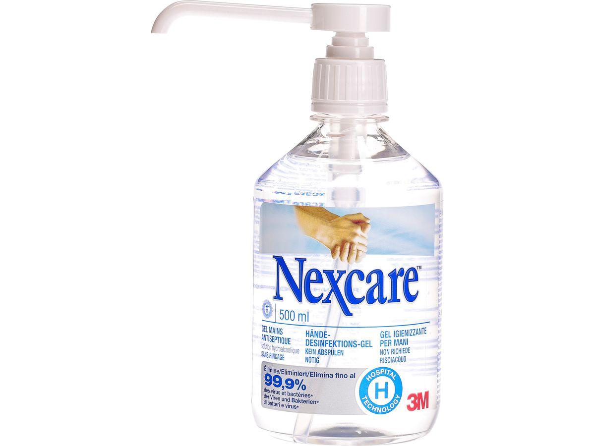 3m Desinfektionsgel Nexcare N Des500 500ml Schlup Ag Work Life